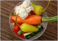 7 Crisp Pickled Veggie Recipes