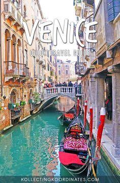 Kollecting Koordinates - Venice