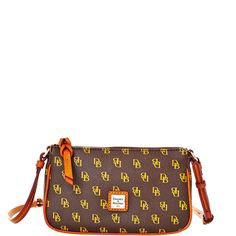 Dooney & Bourke Gretta Lexi Crossbody Brown/TMoro