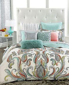 INC International Concepts Marni Bedding Collection - INC International Concepts - Bed & Bath - Macy's