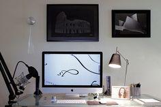 home office recording studio