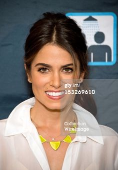Nikki Reed wears the Lemon Triad Necklace.  Love the neclace!