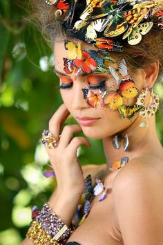 Style and Beauty with Butterflies