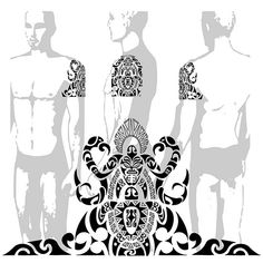 tatuagem.polinesia.maori.0103 | Tatuagem Polinésia - Maori -… | Flickr