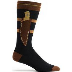 Ozone Design_OR116-19_boot knife sock_black