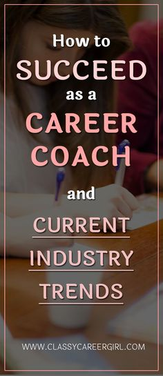 How to Succeed as a Career Coach and Current Industry Trends  I gathered some of the top questions about how to succeed as a career coach on the podcast today. If you have ever thought of becoming a career coach or want to grow your career coaching business even more, you will love this episode. Let's dive in!  Read More: http://www.classycareergirl.com/2016/07/career-coach-succeed/