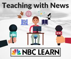 Sometimes it can be useful to include a news story in the content of your class.  NBC Learn is an enormous online repository of news stories that can be inserted into the content of your courses and used by students in assignments.