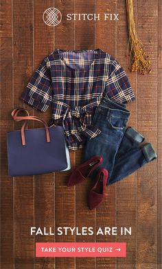 "6e19faa8fc58 Say ""yes!"" to a Personal Stylist with Stitch Fix and make this your"
