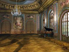 Versailles Ballroom by ED-resources.deviantart.com on @deviantART