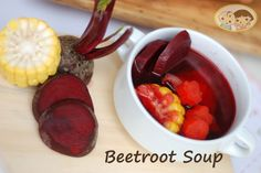 One of Baby Toddy's delicious and healthy soups for toddlers