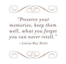 quotes preserving memories photography - Google Search