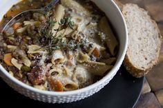 Clean Eats   Lentil Soup   Jen Loves Kev   Bloglovin'