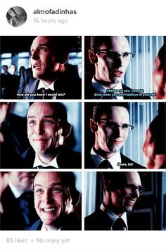 The sweetest Nygmobblepot moment ever