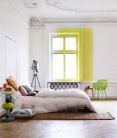Des intérieurs colorés by Lo Bjurulf 3