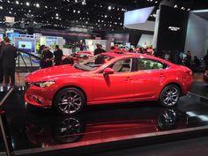 2016 Mazda 6 Review #mazda #sedan