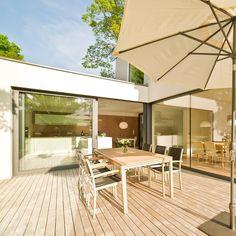 Super Die 20 besten Bilder von Terrasse bauen DIY | how to build a WZ66