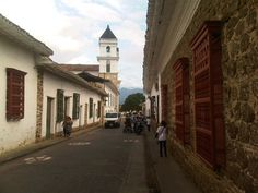 Santa Fe de Antioquia en Antioquia, Antioquia