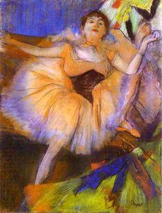 Edgar #Degas (1834-1917, France)
