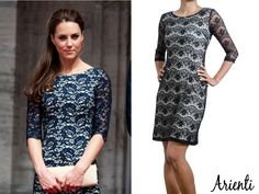 Arienti inspired by Kate Middleton