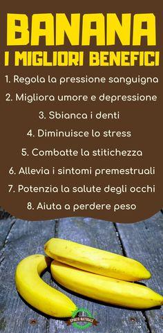 #banana #rimedinaturali #salute #spiritonaturale