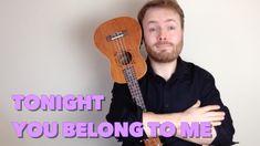 "Tonight You Belong To Me - Steve Martin ""The Jerk"" (Ukulele Tutorial)"