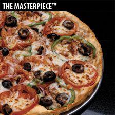 The Masterpiece Pizza-Picasso's Dallas