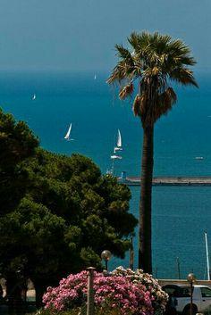 Veduta del mare Cagliari