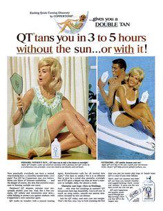 QT by Coppertone, 1967