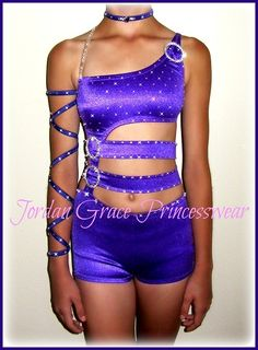 """PYT""-Jordan Grace Princesswear custom dance costumes"