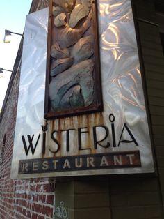 Wisteria in Atlanta, GA