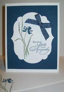 Lovely Sympathy card