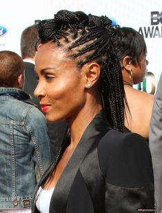 Magnificent African American Braids Braid Hairstyles And Hairstyle Ideas On Hairstyle Inspiration Daily Dogsangcom
