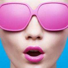 Pop of Pink #beautyinthebag