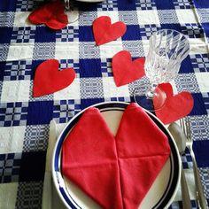 Basta poco per rendere un pranzo speciale ♥Love♥