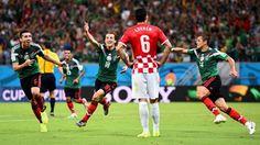 Croacia-México