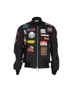 GCDS Bomber. #gcds #cloth #top #pant #coat #jacket #short #beachwear