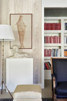 When I was working in Madrid, I had the pleasure of sourcing furniture from Fernando and Alejandro Fauquie, the father-and-son team behind FDG, a showroom overlooking El Retiro showcasing exquisite antiques and 20th Century furniture, objects and artwork. [...]