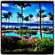 Maui Hawaii we stayed here on our honeymoon