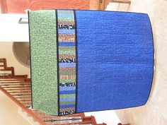 This quilt was made by sewing 4 strips of WOF together and cutting them into blocks. I think they are 8 inch finished. Strips were 2.5...