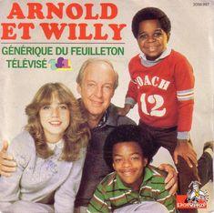 Personne dans le monde ne marche du même pas... - Arnold et Willy - années 80