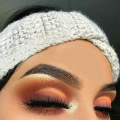 makeup eyeshadow perricone makeup designs makeup kaise kare eyeshadow makeup look makeup eyeshadow oh honey makeup double layer revolution 144 eyeshadow palette 2018 eye makeup Makeup On Fleek, Cute Makeup, Glam Makeup, Pretty Makeup, Skin Makeup, Makeup Inspo, Eyeshadow Makeup, Makeup Inspiration, Beauty Makeup
