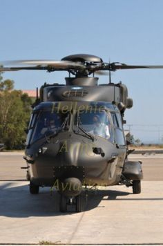 Arrival of 9th ΝΗ-90 TGRA at Megara LGMG Army Airport | ΑΕΡΟΠΟΡΙΑ ΣΤΡΑΤΟΥ