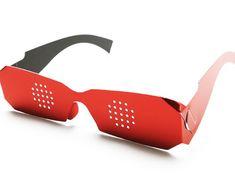 Paper+Glasses:+Look+Cool,+Plus+Functional