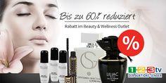 Bis zu 60 % Rabatt im Beauty-Sale bei 1-2-3.tv