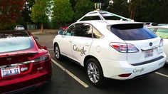 Self-driving cars ditch human requirement with new California bill