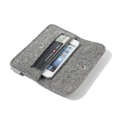 Suoran IPhone 5 Case Sleeve Bag Cover Wool Felt Sleeve For IPhone 5 5S 5C