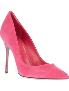 Sergio Rossi Pointed toe pump - Wantering