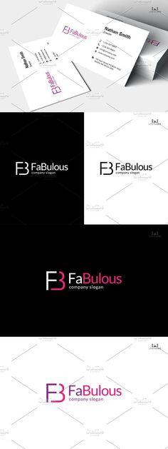 Fabulous - FB Monogram Logo