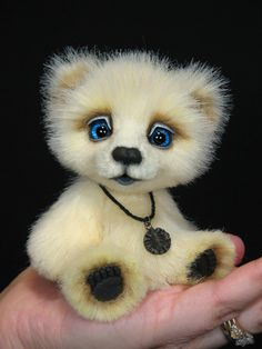White Forest - Hart the Mini Bear