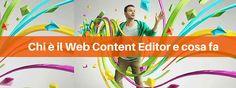 Il web content editor è la figura professionale che si occupa di scrivere contenuti per il web. Scopri di più in questa intervista con Alessandro Scuratti